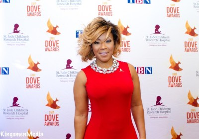 ERICA CAMPBELL AND SADIE ROBERTSON TO HOST 46TH ANNUAL GMA DOVE AWARDS