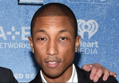 Pharrell Explains that Suspicious Black Eye is Not from Jay Z