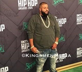 """DJ KHALED NAMED HOST OF THE 2016 BET """"HIP HOP AWARDS"""""""