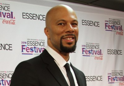 Common Says NO To FEDS in Chicago