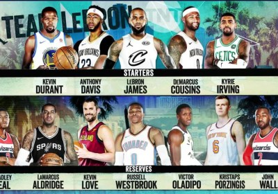 The NBA: All-Star Game