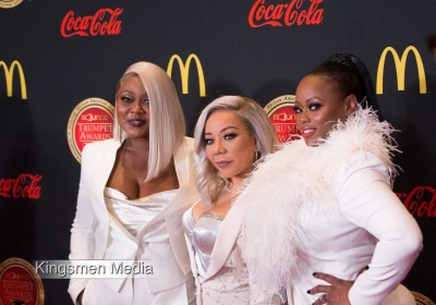 Trumpet Awards Red Carpet Photos and Video