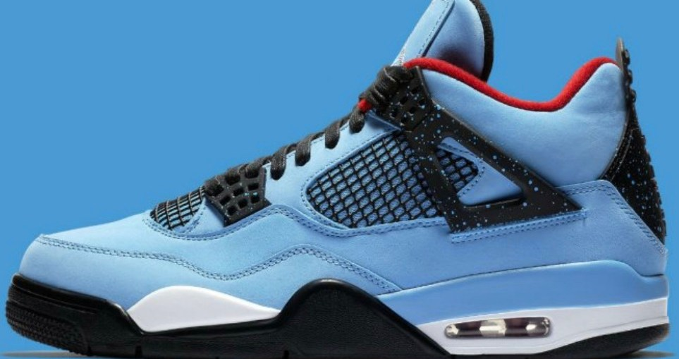 new concept 66578 fac20 Travis Scott Jordan 4 Retro 'Oilers | Kingsmen Media
