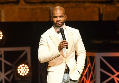 Gospel Star Kirk Franklin Discusses His New Album and Black Music Month