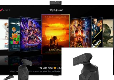 Hollywood's New Streaming Device Counts Viewers & Charges Per Ticket