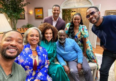 First Look Photos From Upcoming FRESH PRINCE REUNION SPECIAL