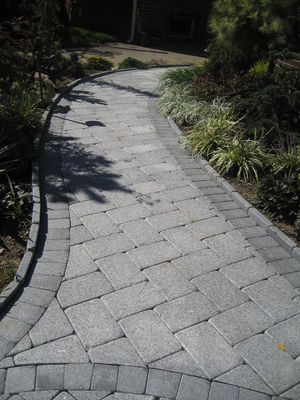 Granite Stone Pavers Gallery  Kings Building Material