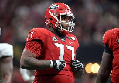 New England Patriots Select OT Isaiah Wynn 23rd Overall