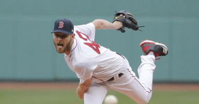 Red Sox place Chris Sale on 10-day disabled list
