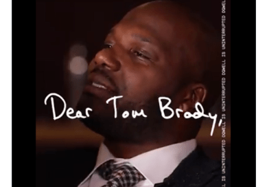 Video: D'Qwell Johnson Asks Tom Brady To Help Him Get His Ball Back