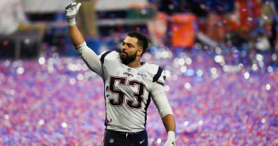 Kyle Van Noy Roasts Fox Sports For Disrespecting The Patriots Secondary In A Recent Poll