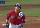 Video: Christian Vazquez Blasts A Walk Off Homer In Extra Innings