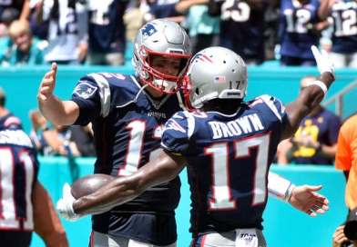 Tom Brady Says He Has No Say In Convincing The Patriots To Sign Antonio Brown