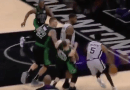 Video: Gordon Hayward Fractures Hand After An Awkward Collision