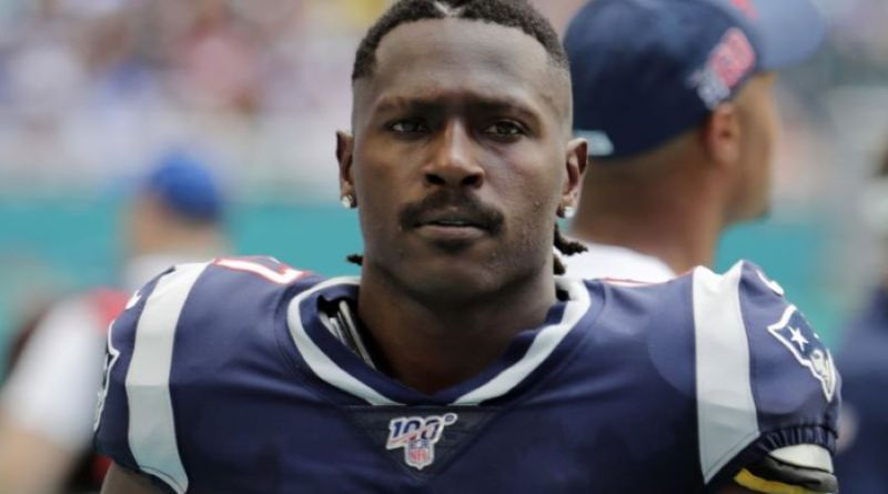 Antonio Brown Has Been Suspended For 8 Games By The NFL