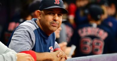 Red Sox Are Expected To Name Alex Cora Manager