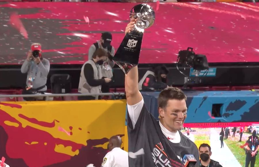 Tom Brady Completely Destroyed The Narrative That He Was A System Quarterback