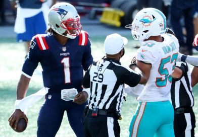 Kyle Van Noy Would Like To Take Cam Newton Out To Dinner After Last Seasons Hostility Between Them