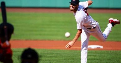 Chris Sale Ties MLB Record With An Immaculate 3rd Inning