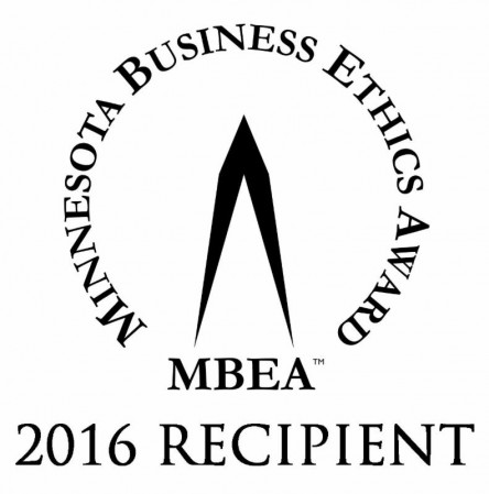 King Solutions receives 2016 Minnesota Business Ethics