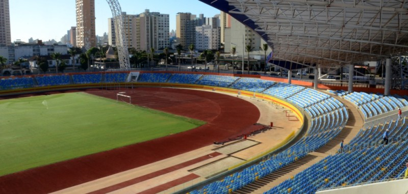 Estádio Olímpico - Kingspan Isoeste