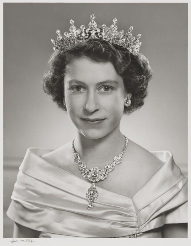 Queen Elizabeth Ii Kings Queens And All That