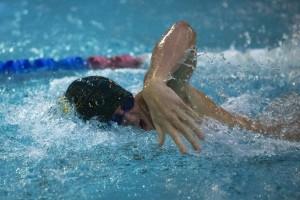 Ruud, Gunnar swim 2
