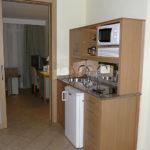 Hotel Room Kitchenette