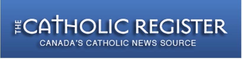 Catholic Register logo