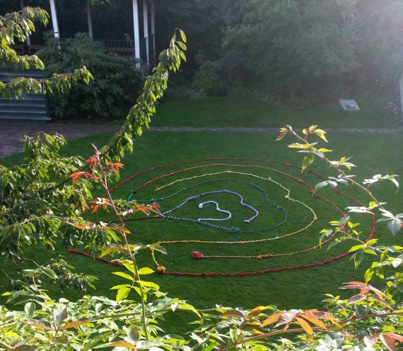09_photo of labyrinth on the grounds of St Anns Academy National Historic Site