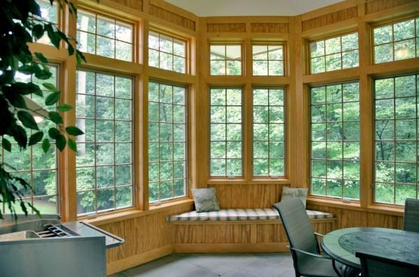 Potomac Maryland Exterior Sunroom