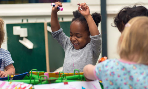 Kingston's children's services up for two local government awards