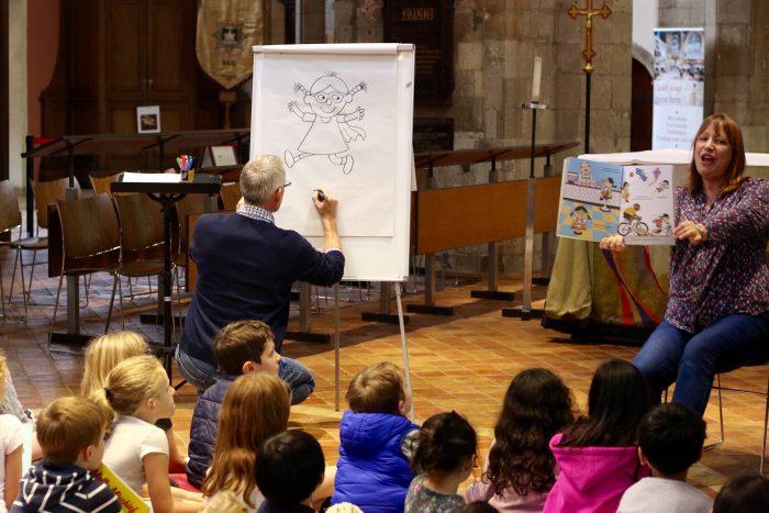 Mr Men author opens Kingston's Children's Literary Festival