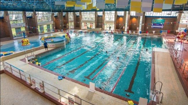 New plans for Kingston's Kingfisher Leisure Centre