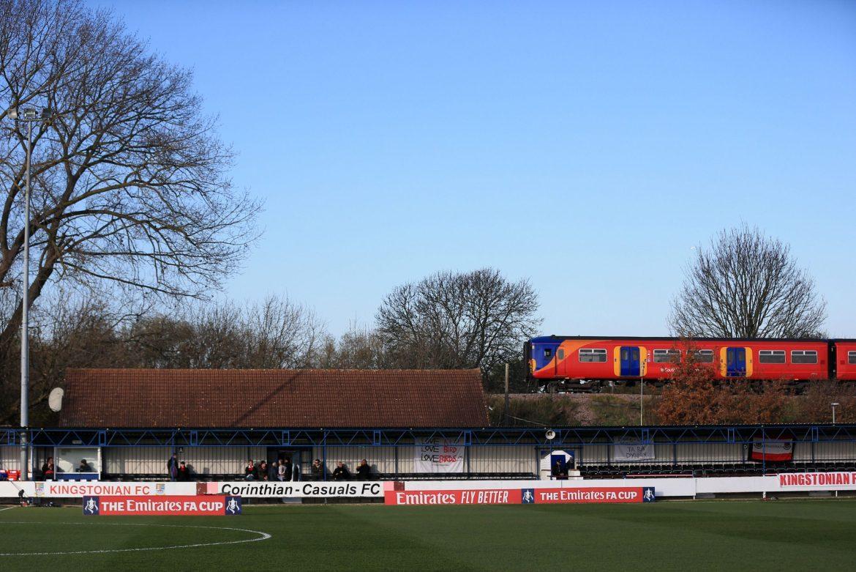 Kingstonian FC: Handling the return of fans