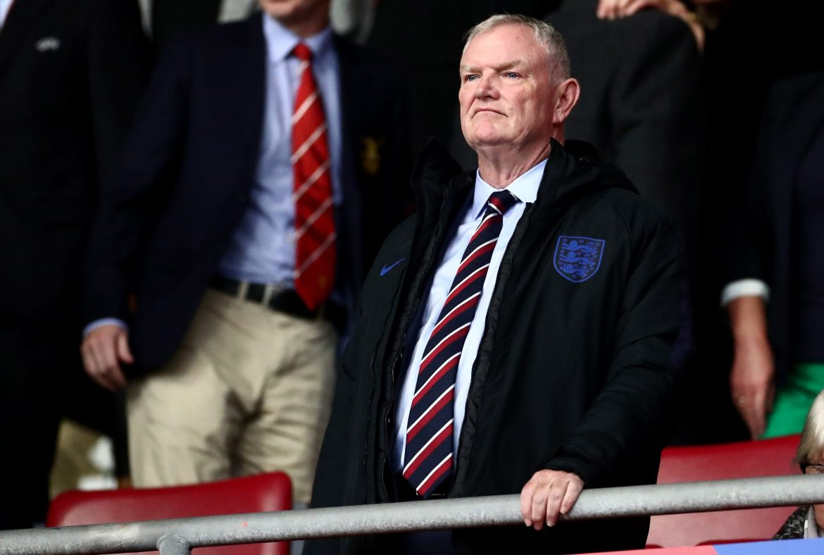 Greg Clarke resigns as FA chairman following racist remark