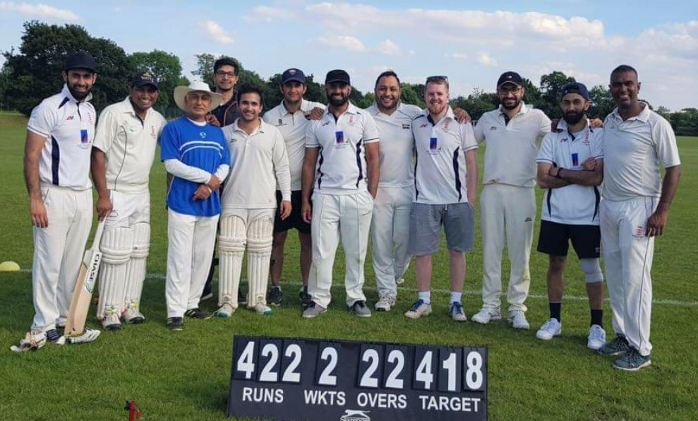 Kingstonian Cricket Club aims to make a comeback