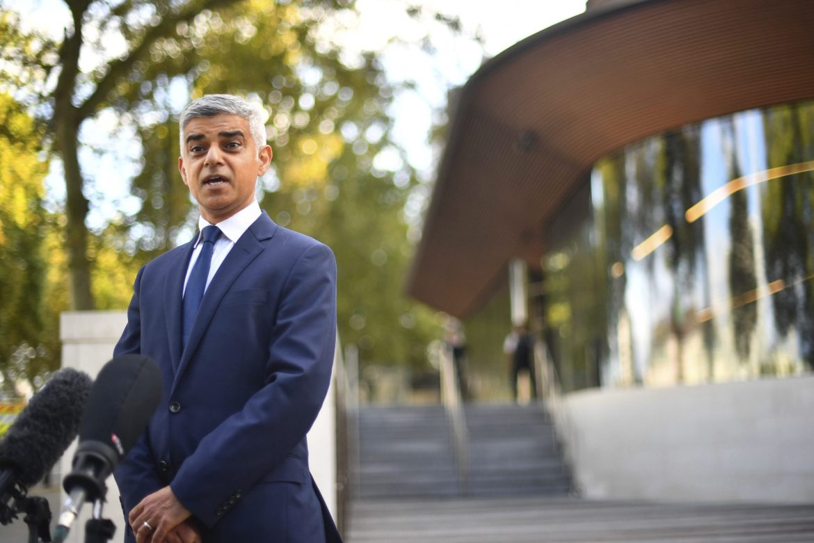 Sadiq Khan's boundary charge opposed by a majority of Londoners, poll finds