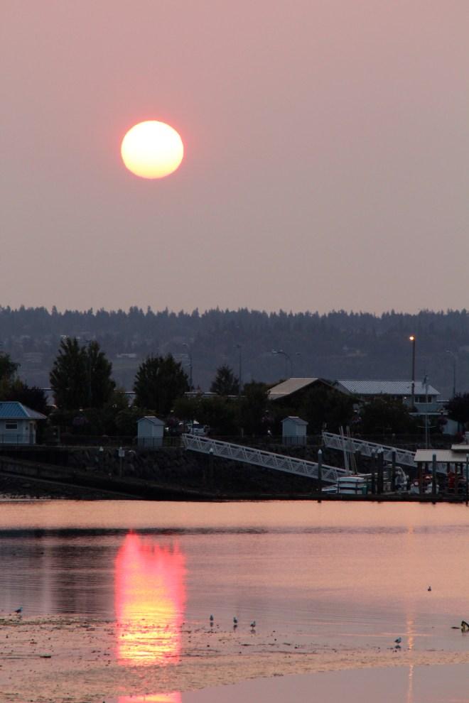Sunrise Over Kingston
