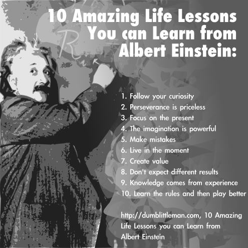 Can you think like Einstein