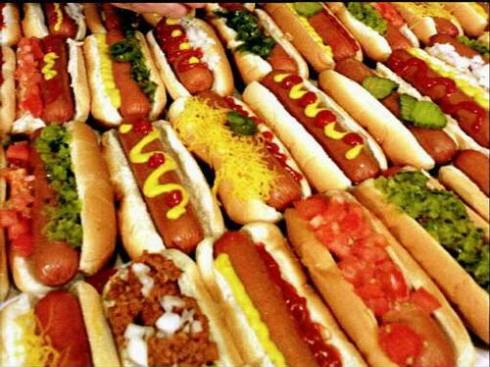 airstream hotdog