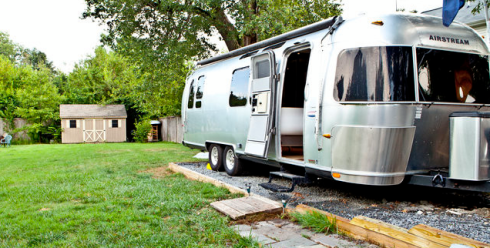 airstream shed