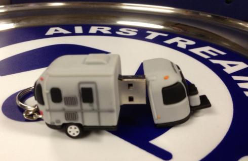 Airstream  storage