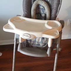 Eddie Bauer High Chair Replacement Tray Massage Pad Deluxe Kingston Great Sale