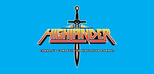MTG: Canadian Highlander Swiss Tournament