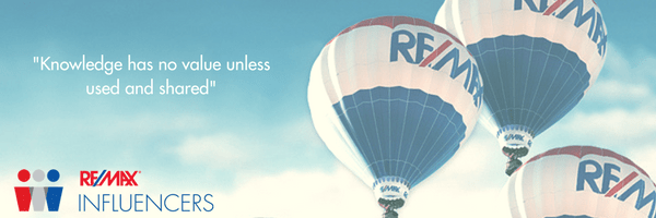 RE/MAX influencers