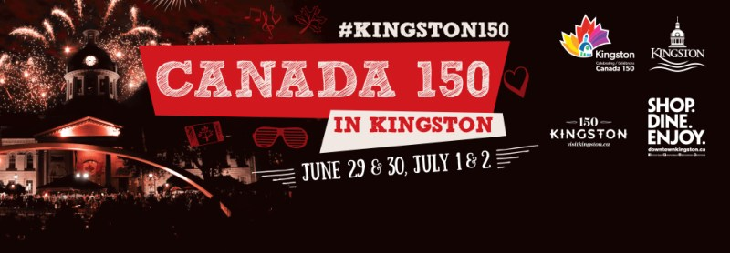 Kingston canada day