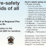 Kingston Fire & Rescue hosts Community Day for United Way