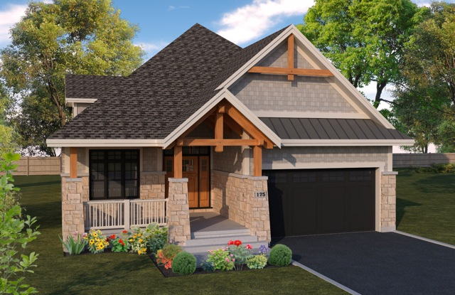 1-Baxter North New Model Home Lot33 11x17