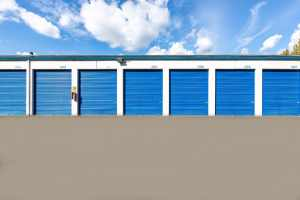 drive up storage units in kent